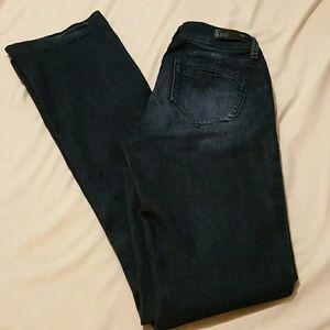 YMI boot cut jeans